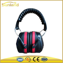 Hot selling noise safety earmuffs