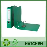 Office Depot Polypropylene A4 Lever Arch Files Green