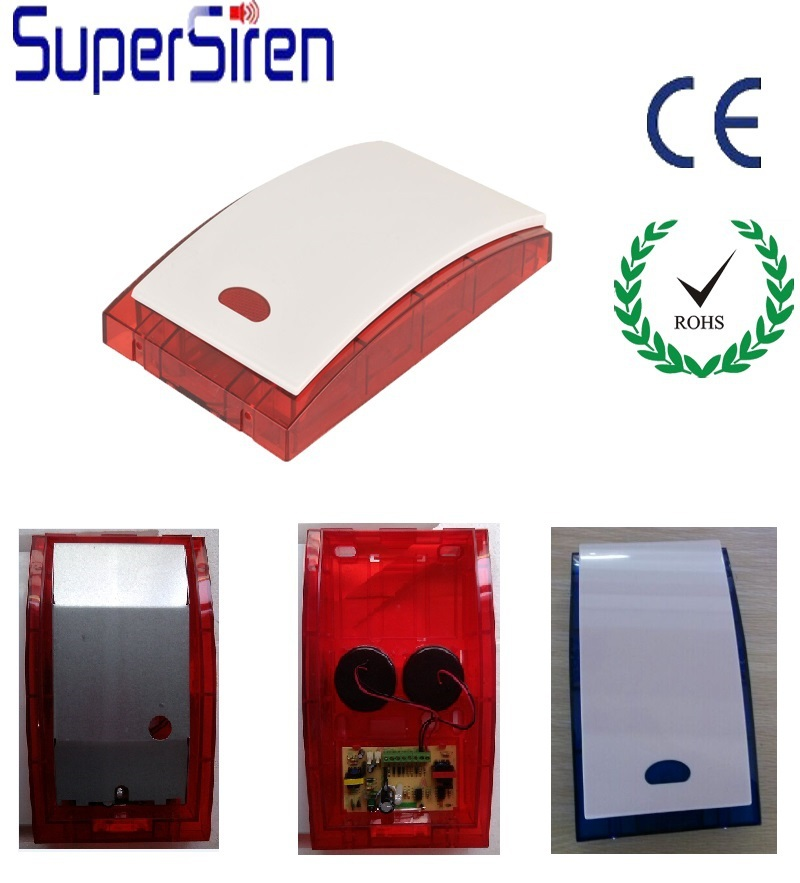 2015 new design china market of electronic home alarm attack
