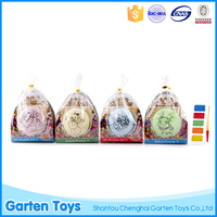 Hot sale 4pcs decorative colorful plastic christmas tree ball