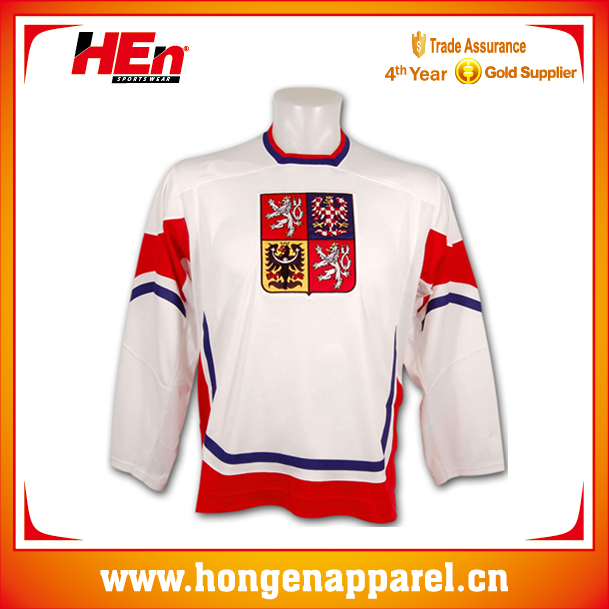 2015 china OEM Design Hockey Jersey Cool Uniform For Player with your own brand