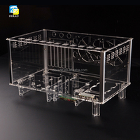 PC-D779XL E-ATX Large Motherboard Personalized Delux Cool PC Case Water Cooling Computer Case Gaming