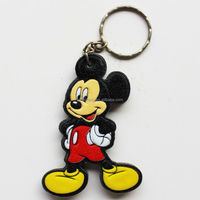Cheap item to sell bulk promotional key chain