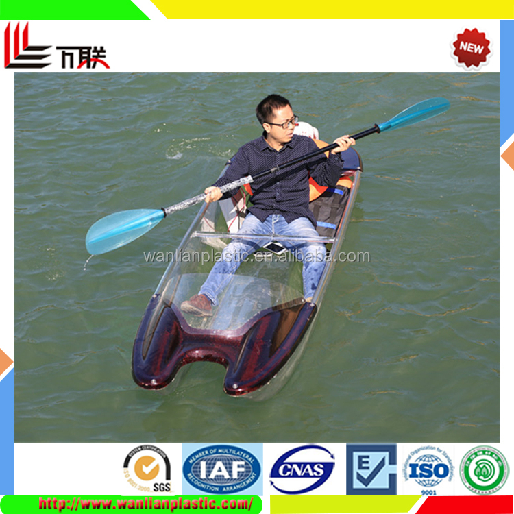The Third Generation Plastic Electric Kayak With Engine