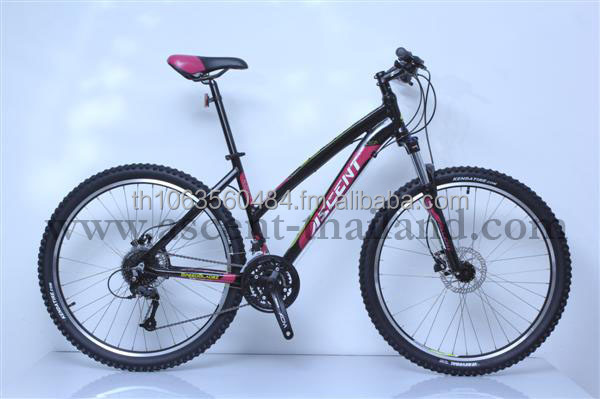 BICYCLE ASCENT ALECIA 2.0