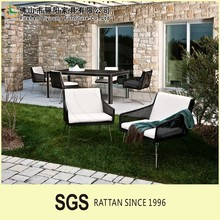 Modern Hotsale Rattan Chair Sofa Patio Garden Art Furniture Sets restaurant chairs for sale used