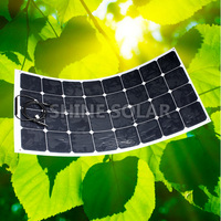 2014 hot selling low price mini United States Sunpower flexible solar panel for US Canada Australia and Europe market