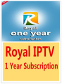 Free Shipping One year Royal Iptv Subscription Apk