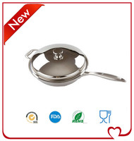 Aluminum Non-stick Cheap Frypan/Frying Pan with Handle Cheap&High Quality & Walmart