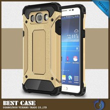 2016 tough hard armour case cover for samsung j5 (2016) j510 mobile phone case