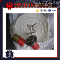 Wholesale price PU rubber lined fire fighting hose