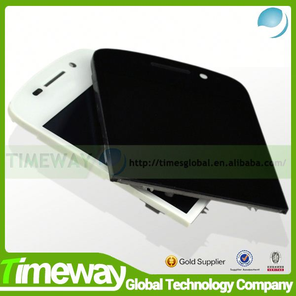 China hot sale natural for blackberry q10 lcd assembly