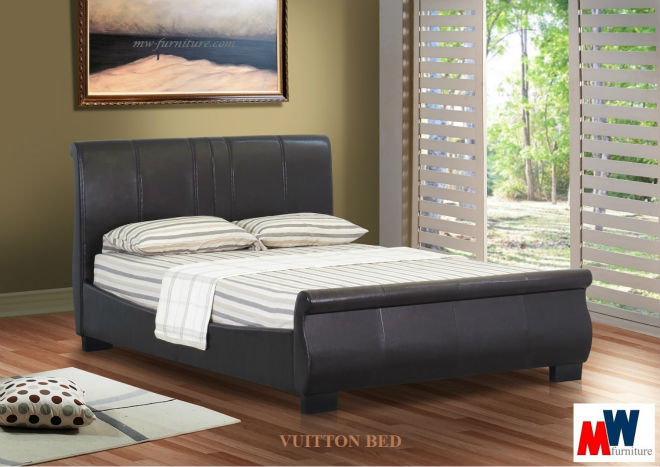 VUITTON BED