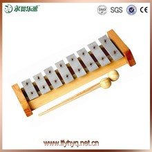 Promotional wooden xylophone music, mini xylophone keyboard music