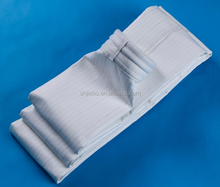 Needle punched felt anti static filter bags with high quality
