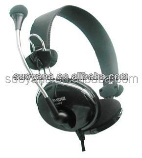 OEM headset with mic for pc