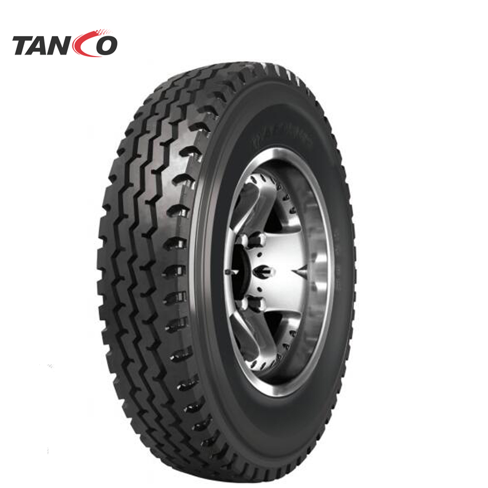 Best Selling Thailand Rubber All Steel Radial Truck Tires HS268 Manufacturer With Cheap Price