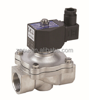 gas solenoid valve two position two-way