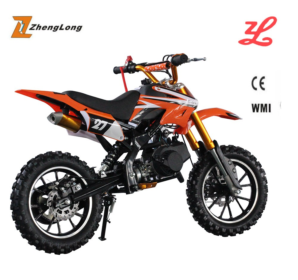 China best aluminum frame 50cc dirt bike