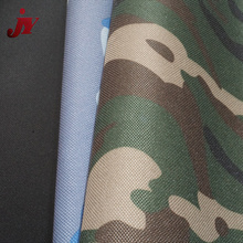 China suppliers Top quality 600D polyester oxford cheap military camouflage fabric for tent use