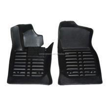 Car floor mat fasteners