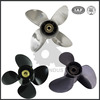 Precision Casting Machining Stainless Steel Marine Propeller Various Size/ Model