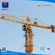 Jib length 60m 710kn/m tower crane of CE standard