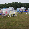 Fashionable Sports Entertainment Football Inflatable Zorb