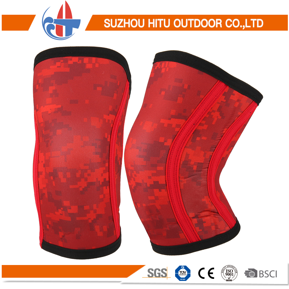 Neoprene Knee Sleeve/Knee Brace for Running, Weightlifting, Crossfit, Powerlifting ,Warmth and Compression