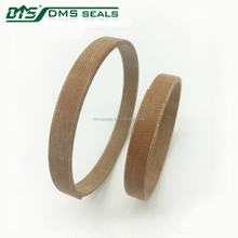 Excavator Piston Application Angle Cut Phenolic Resin Guide Wear Ring