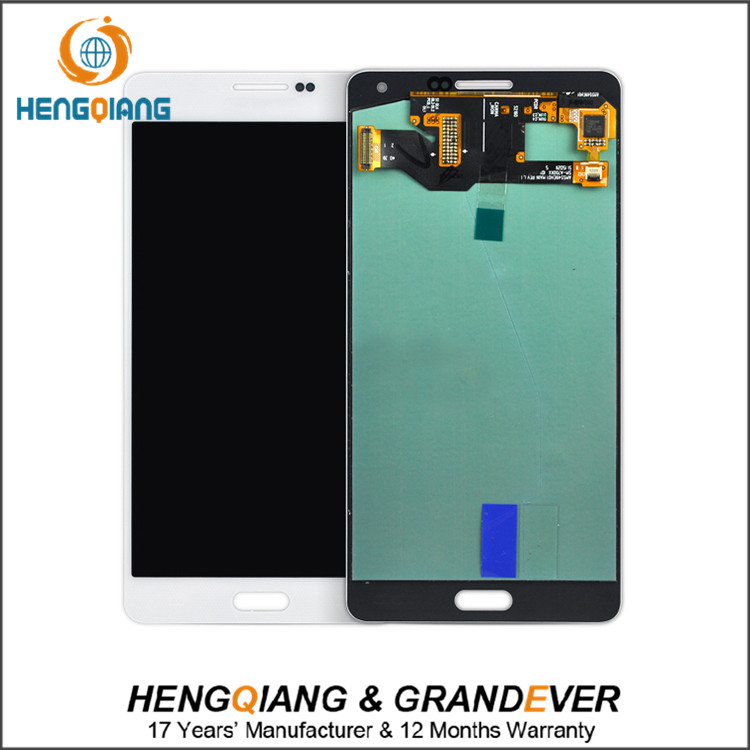 LCD Display Touch Screen Panel Glass Digitizer Assembly For samsung galaxy A7100 7200