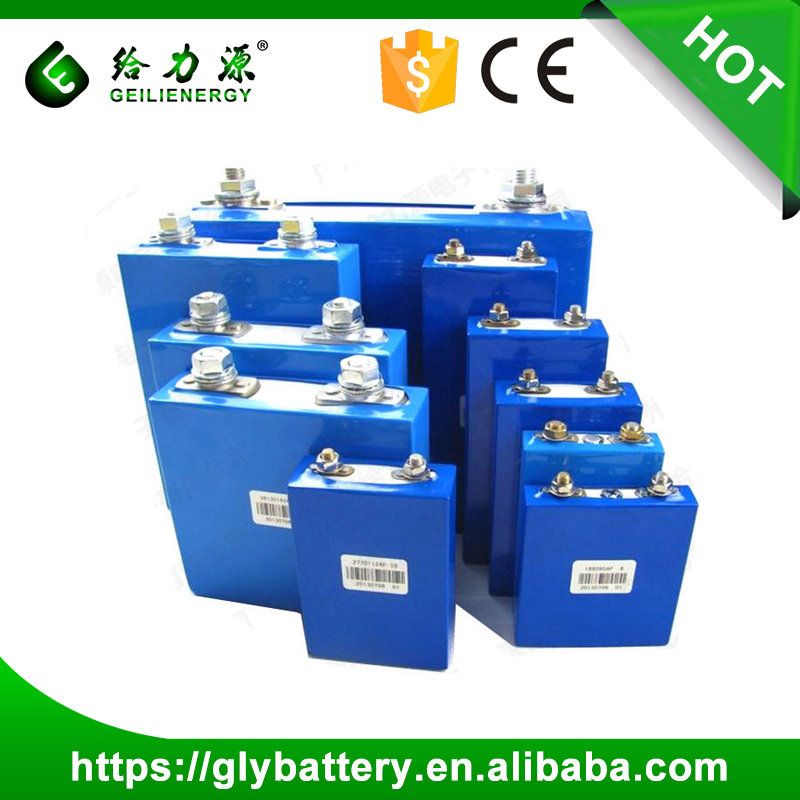 4S1P Rechargeable 10Ah 12.8V LiFePo4 Battery For Solar Streetlight