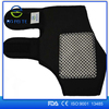 Neoprene Reflective Ankle Protector Band Sleeve Brace Sports Prevent Sprain
