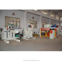High efficient load capacity high speed cable wire drawing machine