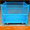 Powder Coated Steel Wire Container For