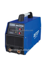 IGBT welding arc dc double voltage inverter welding device (250D)