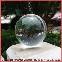 Clear Wedding Decoration Crystal Ball, Crystal Clear Spheres