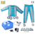 Top sell!!!2018 24 air cells Lymph Drainage body slim Pressotherapy /Skin cautery machine/Sauna suit/wraps