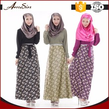 AMESIN wholesale china import simple style muslim abaya