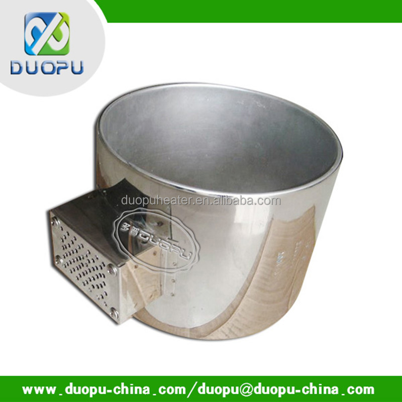 Mica band heater for pp molding machine