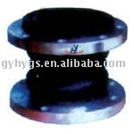 Reinforced Flexible Double Ball Rubber Joint