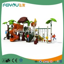 Feiyou Most Popular Newest The Names Of Outdoor Playground Equipment For Children