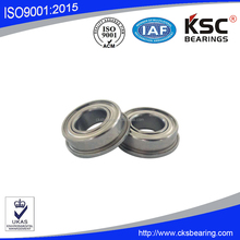 high performance bearing F605ZZ replace NMB bearing flang type