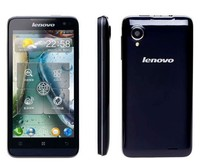 4.5 inch IPS screen MTK6577 Dual Core 1.2GHz Lenovo P770 Dual SIM Two Cameras