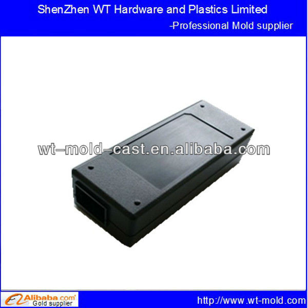 ABS notebook computer power shell cover plastic injection mold