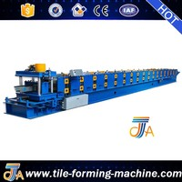 Full Rain Water Gutter Roll forming Machine & Equipment by bello lin