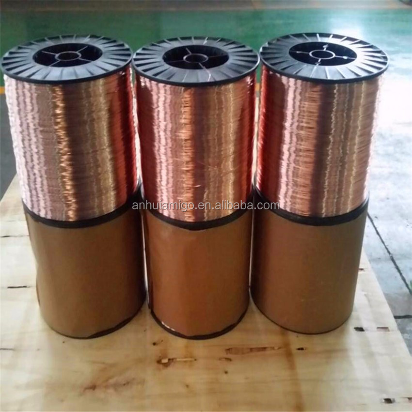 Gas Shielded Welding Wire ER70S-6/Mig Welding Wire Material