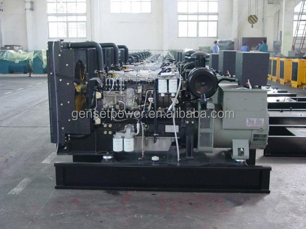 With Perkins Diesel Engine CE certificate 20kva Genset Price