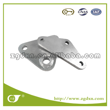 2017 Sichuan Best Price L Type Overhead Power Line Fitting Triangle Steel Yoke Plate