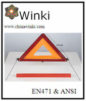 Car Emergency Warning Triangle Kits